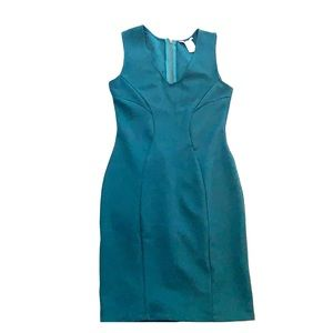 3 for $20! Teal bodycon dress